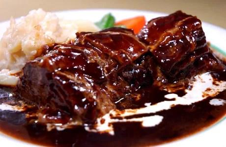 浅草洋食ランキング④1週間かけて作る絶品ソース「シチューの店 フジキッチン」