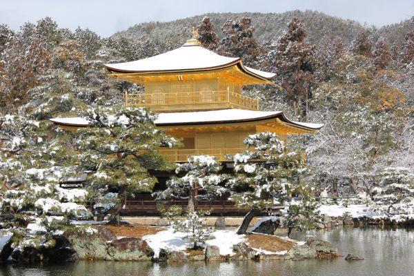 京都世界遺産ランキング②写真に撮りたいナンバーワン「金閣寺」