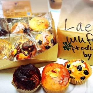 手作りマフィン専門店 La ella muffin
