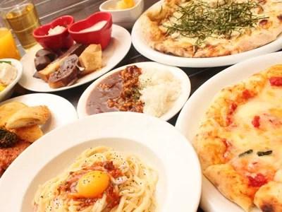 岐阜県大盛りデカ盛りグルメ④やりたい放題の食べ放題!ぱすた市場