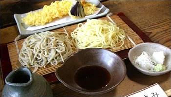 川越そばランキング④禅味会の面白い蕎麦屋「はすみ」