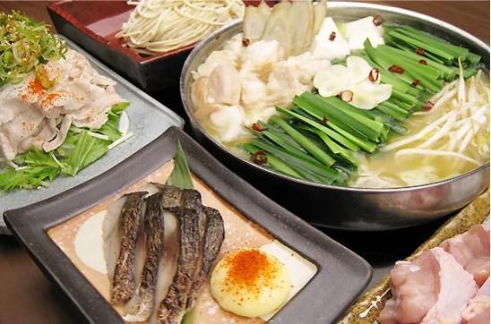 京都鍋ランキング②裏路地でモツ鍋という京風の幸せ「亀八 本店」