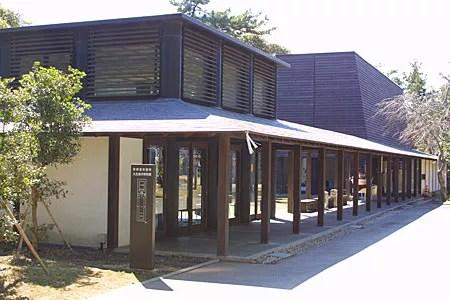 ⑦大洗磯先神社の敷地内にある博物館「大洗海洋博物館」