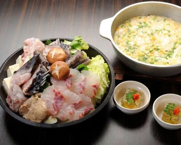 大阪クエ鍋ランキング⑧クエ鍋を北新地で安く!ないな
