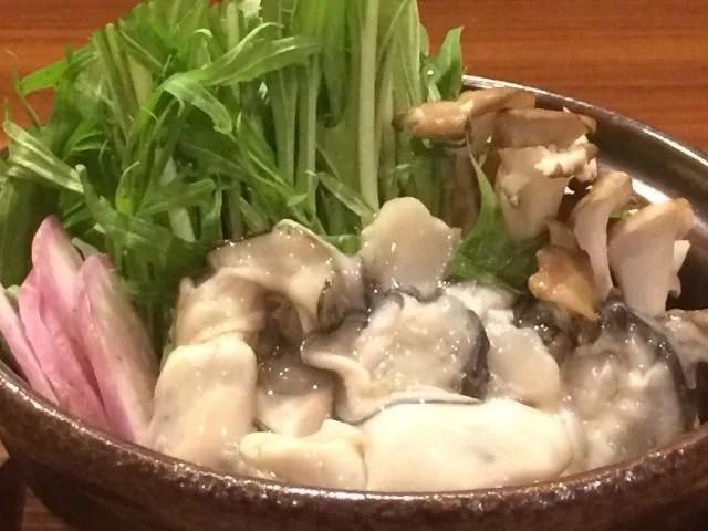大阪牡蠣鍋ランキング②オーガニック食材にもこだわり!四季遊食 一歩