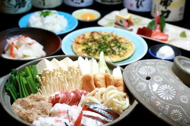 札幌ちゃんこ鍋ランキング③時間を作ってゆっくり行きたい「居酒屋 遊ぜん」