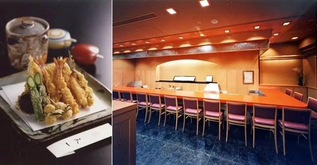 京都府天ぷらランキング⑨駅ビルで味わう上質な時間「天一 京都伊勢丹店」