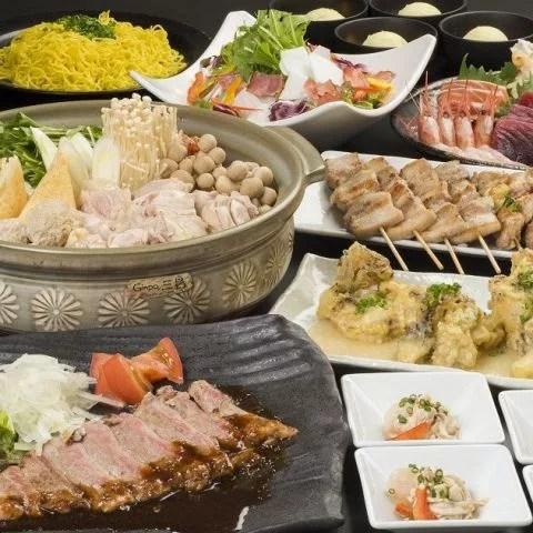札幌ちゃんこ鍋ランキング⑤使い勝手の良いチェーン居酒屋「鶏侍 駅前通り店」