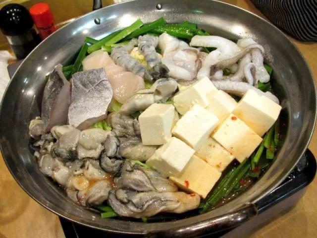 大阪牡蠣鍋ランキング⑨牡蠣料理いろいろ!牡蠣 やまと