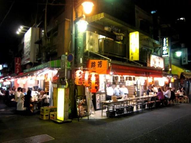 浅草焼き鳥ランキング①ホッピー通りを代表する居酒屋「鈴芳」