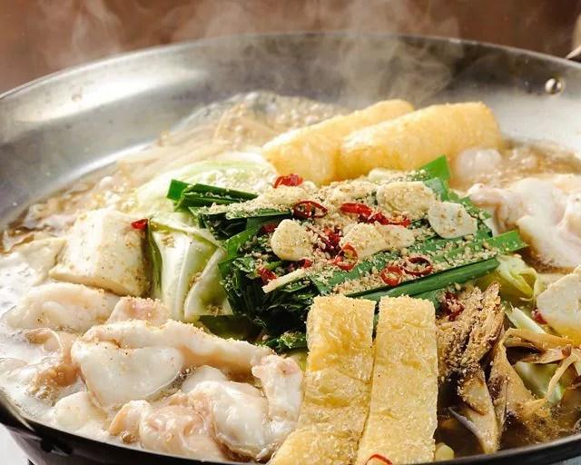 名古屋もつ鍋ランキング⑦サラリーマンの胃袋を掴んだ「九州料理 龍屋(りゅうや)」