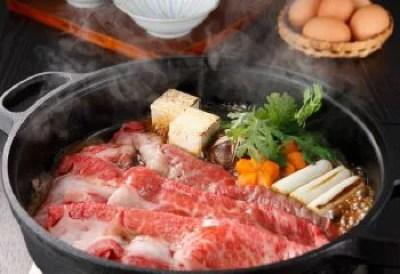 名古屋鍋ランキング⑩松阪牛の血統和牛のみを提供するすき焼・しゃぶしゃぶのお店「スギモト本店」