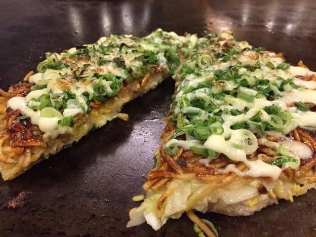 大阪鉄板焼きランキング⑦大阪で洋風もんじゃ焼き?鉄板dining もら