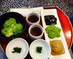 仙台ずんだ餅ランキング⑨青葉城址で一休み!甘味処 萩