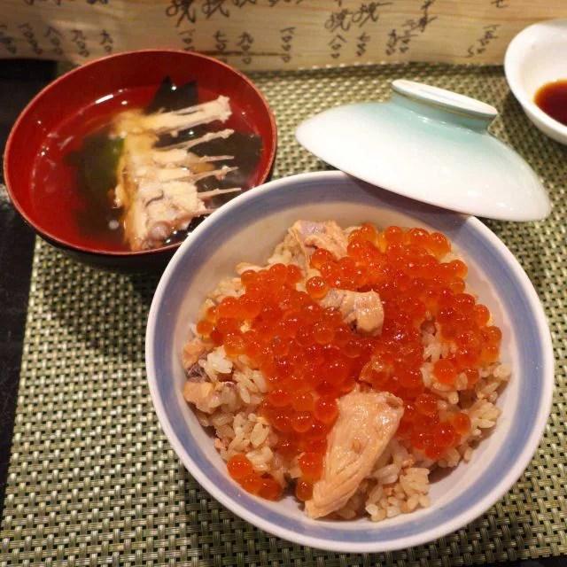 仙台はらこ飯ランキング⑧じっくり飲みながら!魚貝料理 松平(まつべい)