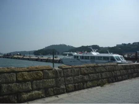 松島観光スポットランキング④海へ出よう!松島遊覧船