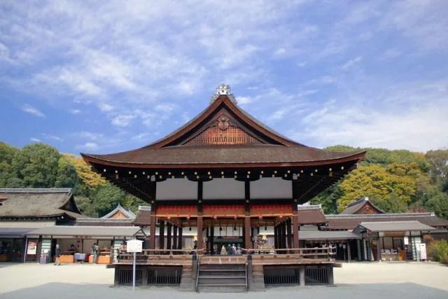 北山地区観光スポットランキング①豊かな自然に囲まれた京都の守護神【下鴨神社】