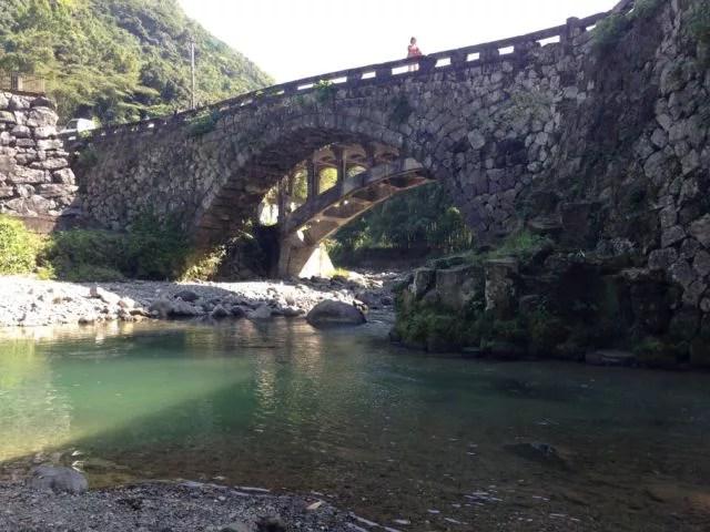 熊本県デートスポットランキング③恋人たちの聖地「二俣橋」