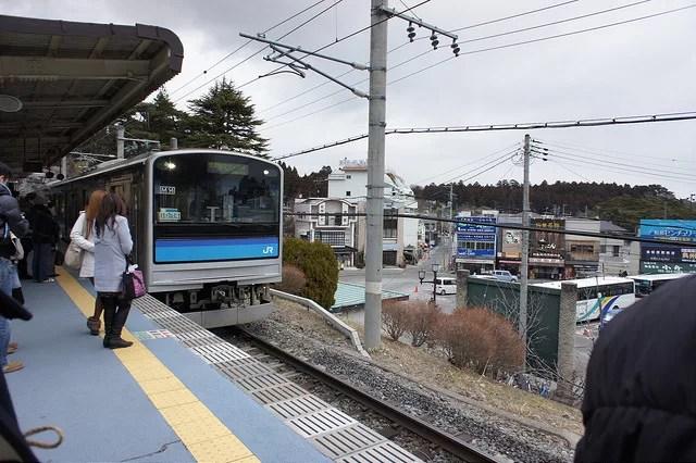 松島の遊覧船の乗り場までの行き方は?