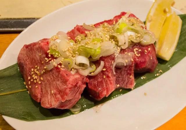 宮城県牛タンランキング⑩多賀城の焼肉名店!さるしな