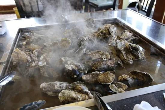 塩釜牡蠣料理ランキング⑨観光や宴会にぴったり!塩竈亭
