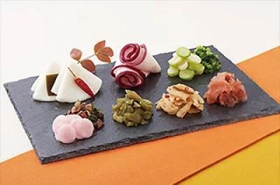 嵐山お土産ランキング⑤季節の味を丁寧に付け込んだ!【京つけもの・もり】季節のお漬物