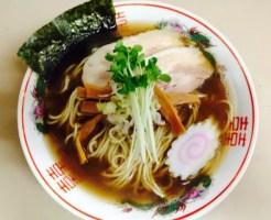 塩釜ラーメンランキング④飲み干したいスープ!中華そば蒼穹(そうきゅう)