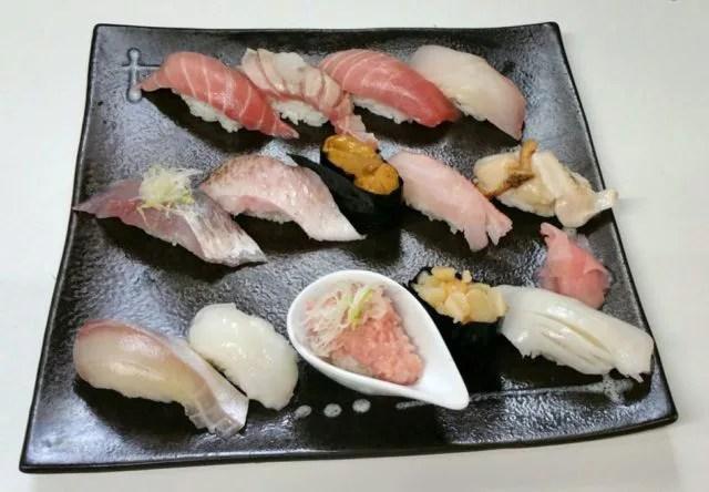 千葉県名物グルメ②鮮魚店直営の「新鮮」「肉厚」なネタ!海商寿し