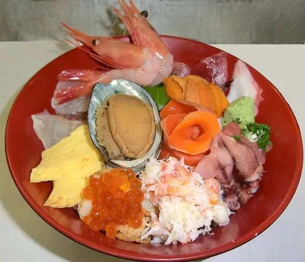 千葉県海鮮丼ランキング①タカトシ&温水さんの「ぶらぶらサタデー」で紹介!長谷川食堂