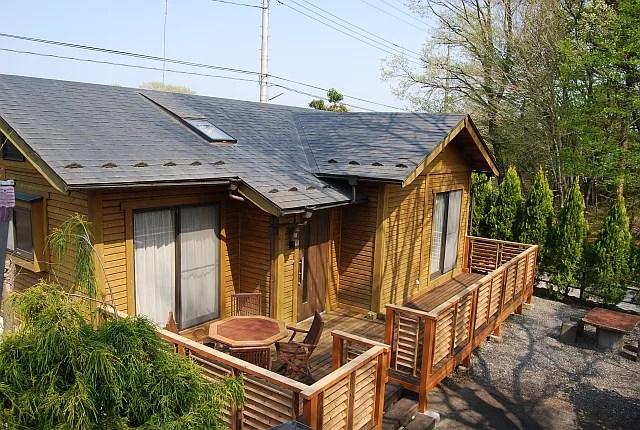 栃木県那須のコテージランキング②少人数から大人数まで対応できる「貸別荘はなみずき」