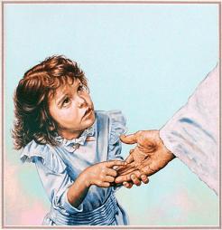 lars justinen painting