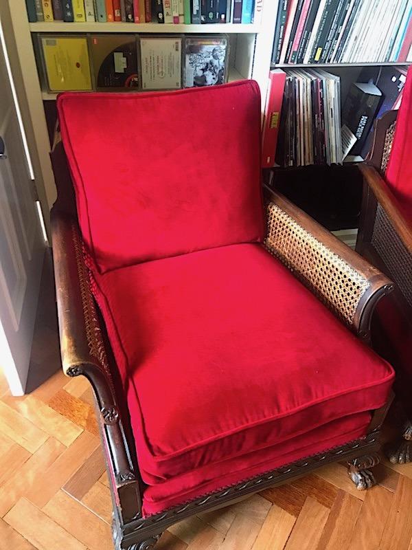 Bergère Chair
