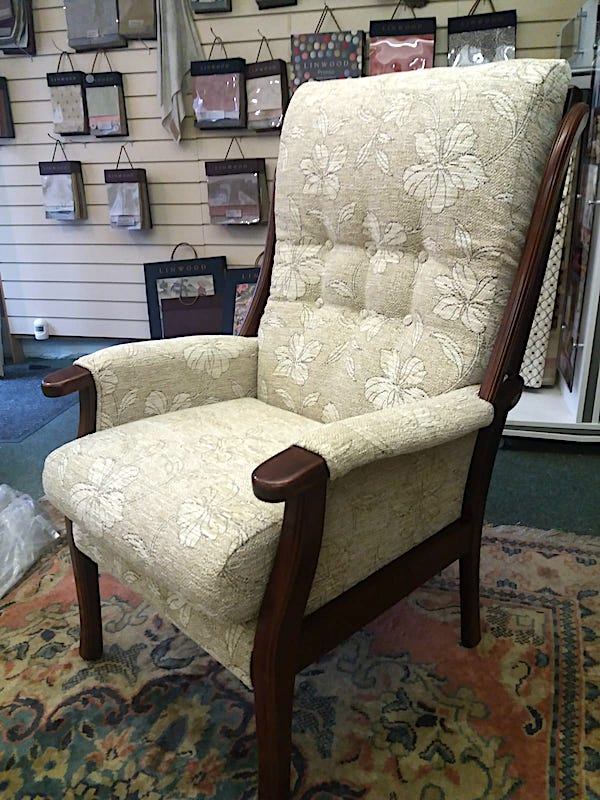 British chair