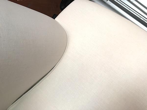 Calico Chair -detail