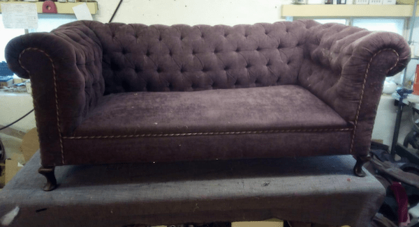 Chesterfield - before