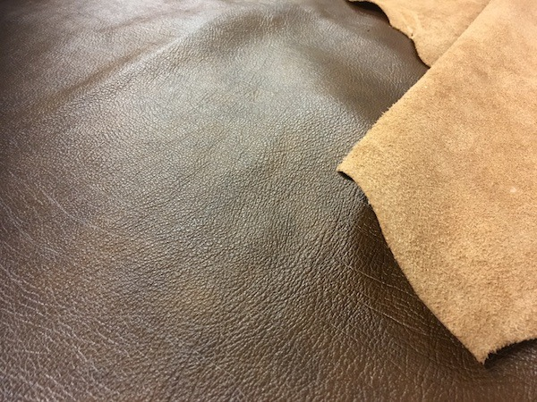 Leather Hide for Cadillac Seats