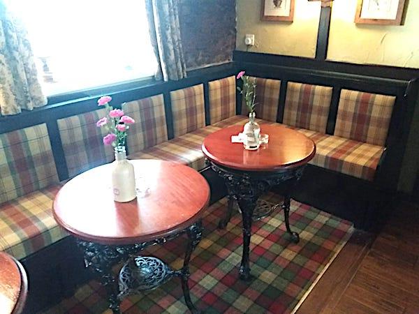 Pub seats