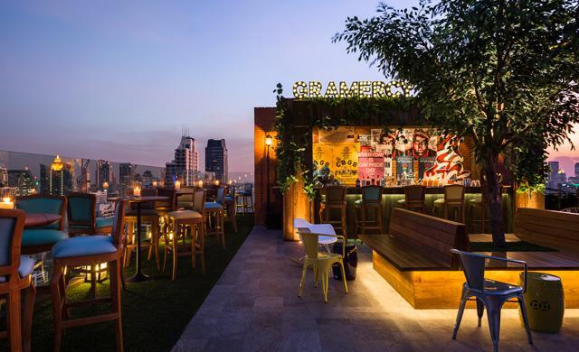 Bangkoks 5 newest rooftop bars to try out this weekend