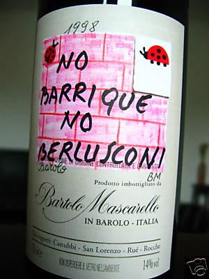 Berlusconi Barrique