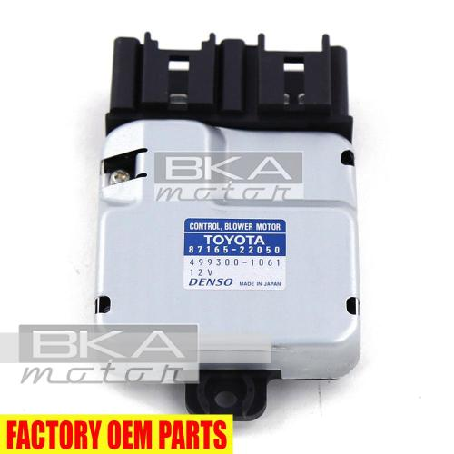 small resolution of genuine toyota lexus gs430 is300 gs300 sc400 blower motor control 87165 22050 3 3 of 3 see more