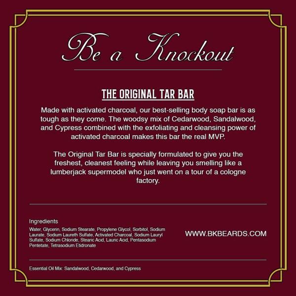 Soap Box Back - Tar Bar