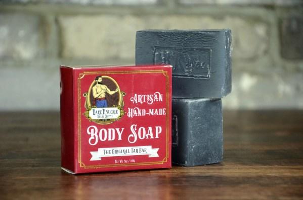 The Original Tar Bar Artisan Body Soap with Box