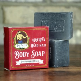The Original Tar Bar Artisan Body Soap with Box