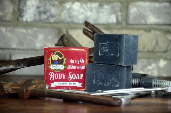 Tar Bar - Artisan Body Soap