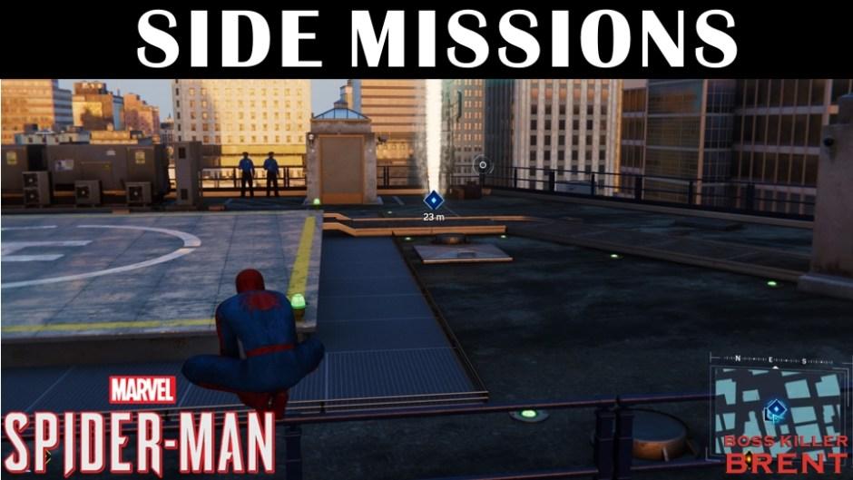 SpidermanSide