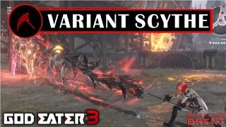 [GE3] Variant Scythe Overview