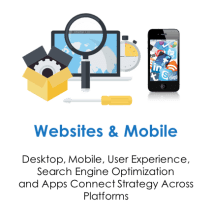 Websites and Mobile