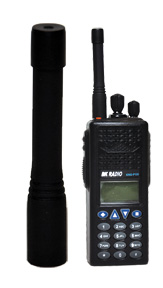 KAA0826 UHF Stubby Antenna KNG P400