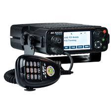 BK Fire Radios KNG M150