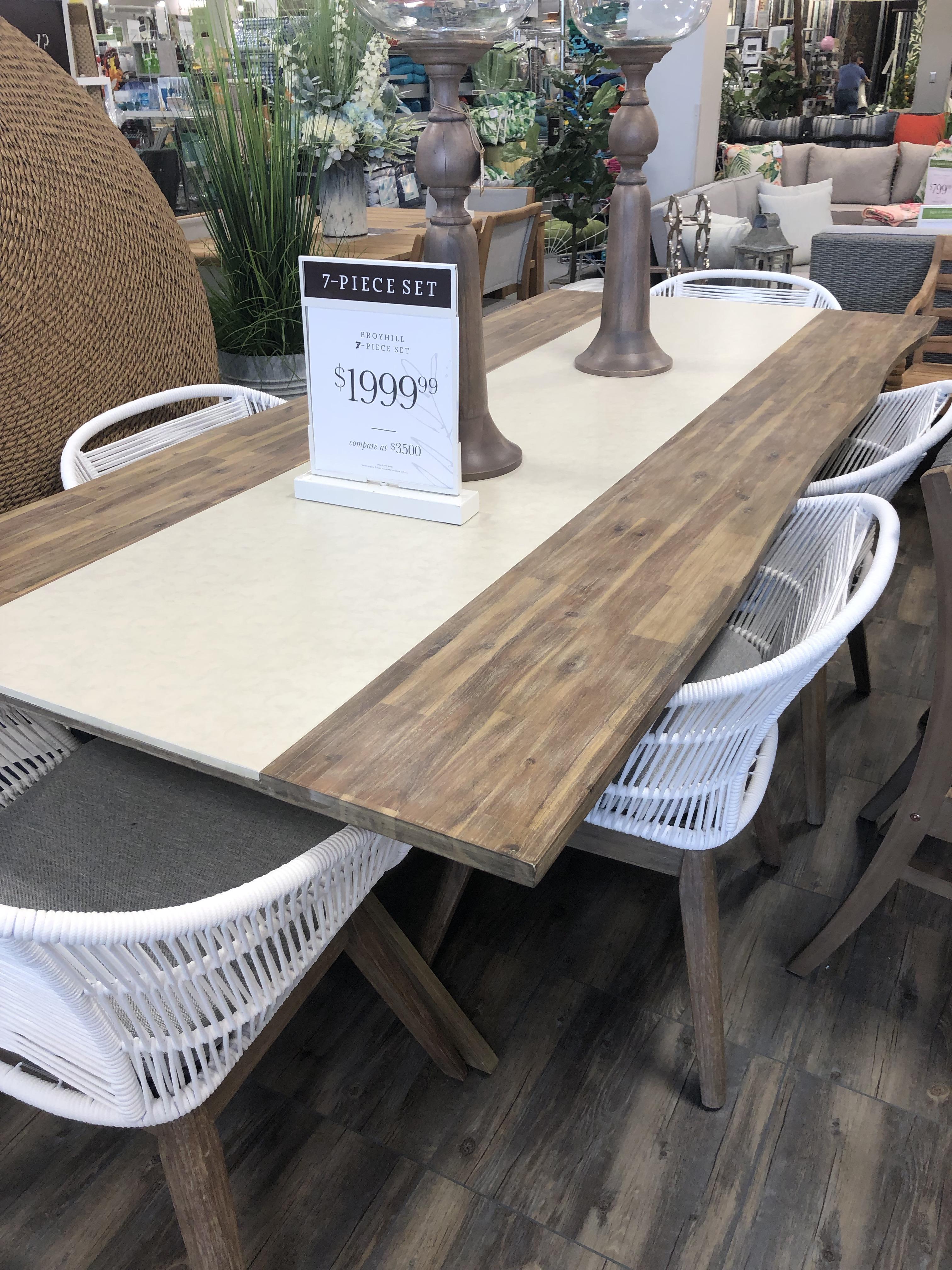 Shop Broyhill Outdoor Patio Furniture | Big Lots
